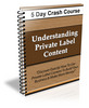 Understanding Private Label Content Crash Course with PLR