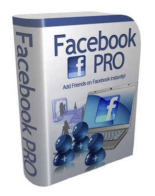 Product picture Facebook PRO with Resell Rights